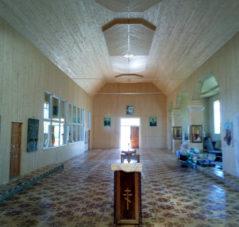 Ремонтные работы в храме